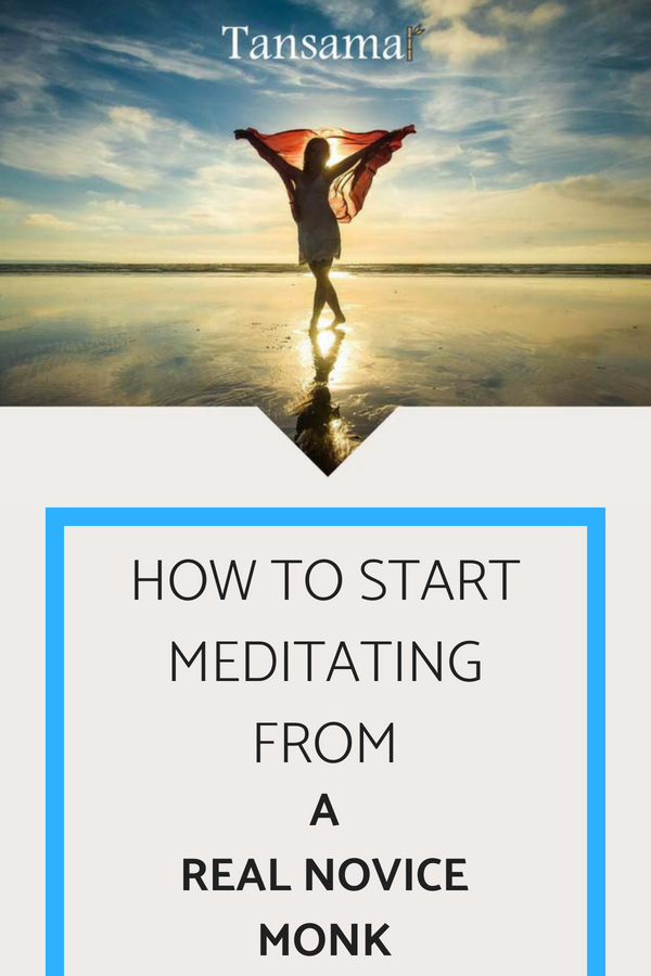 HOW TO START MEDITATING