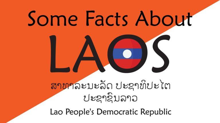 A Bit About Laos