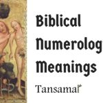 Biblical Numerology Meanings