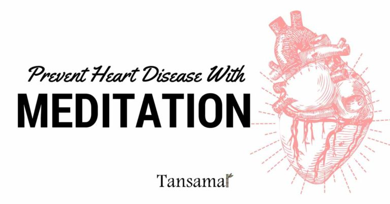 Meditation as a Way of Heart Disease Prevention